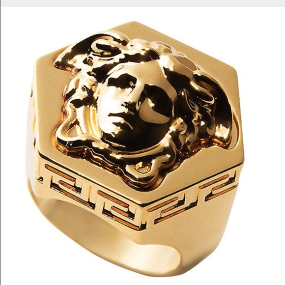 60% off Versace Other Versace Men s Ring from Boujichic s closet on