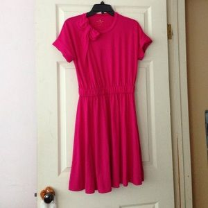 Kate Spade Pink Bow Dress!