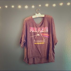 Urban Outfitters oversized tee.