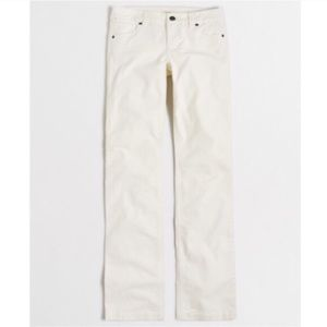 NWT J.  Crew bootcut cords