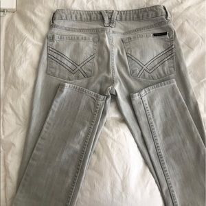 William Rast Denim - SALE! William Rast light gray skinny jeans