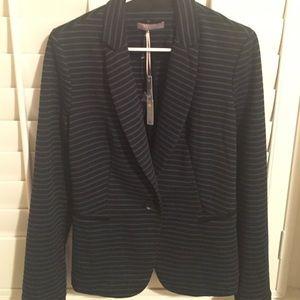 Olivia Moon striped blazer