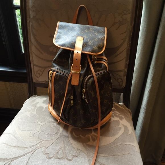 e464296470de Louis Vuitton Handbags - LOUIS VUITTON BOSPHORE BACKPACK