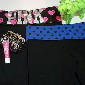 { BOGO 50% } PINK VS Yoga Bundle (2)
