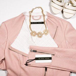 Jackets & Blazers - 🎀 Rose Moto Jacket for @trife01 🎀