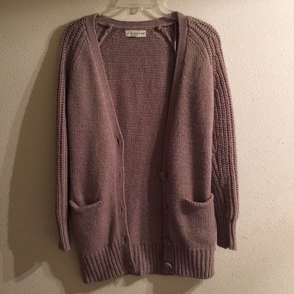 Brandy Melville - 💥FINAL REDUCTION💥 Thick brown cardigan from ...