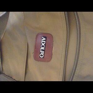 Adolfo Handbags - Adolfo medium carry on bag. Luggage