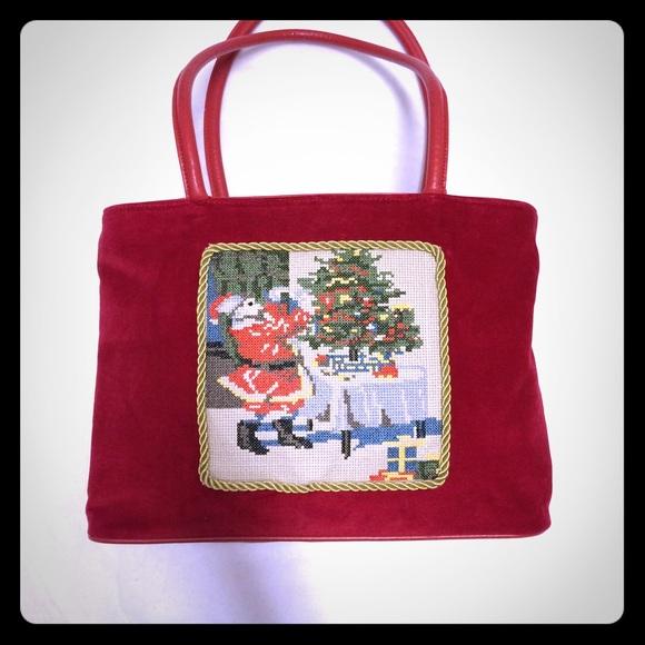 kim rogers christmas bag - Christmas Purses Handbags