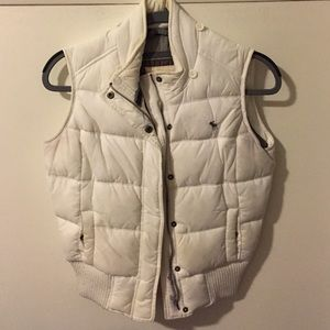 Abercrombie and Fitch Winter Vest