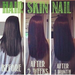 Other - It Works hair skin nails!