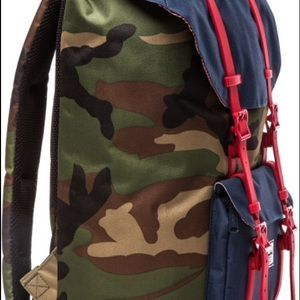 Herschel Supply Company Bags - SOLD//Herschel Supply Co little America Backpack
