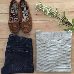 Old Navy Tops - NWT Gray Top 💜