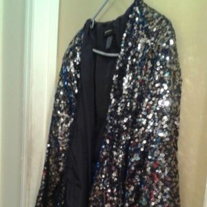 Ashley Stewart Jackets & Blazers - Sequins jacket