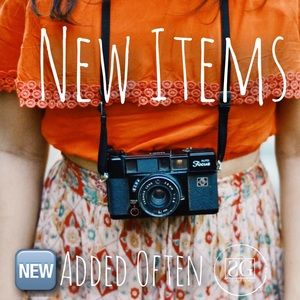Other - Newest items!