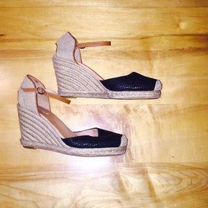 7a3f198d282b Halogen Shoes - Halogen  Sandra  Wedge Espadrille ...