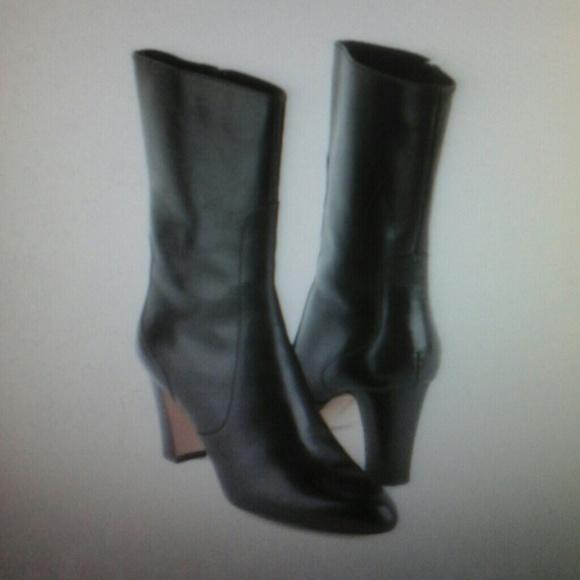 order premium selection huge discount COLE HAAN Harper Mid calf Boots (LOWEST PRICE)