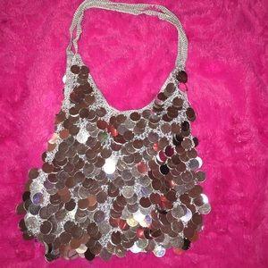 Handbags - FINAL SALE! Big sequin small purse