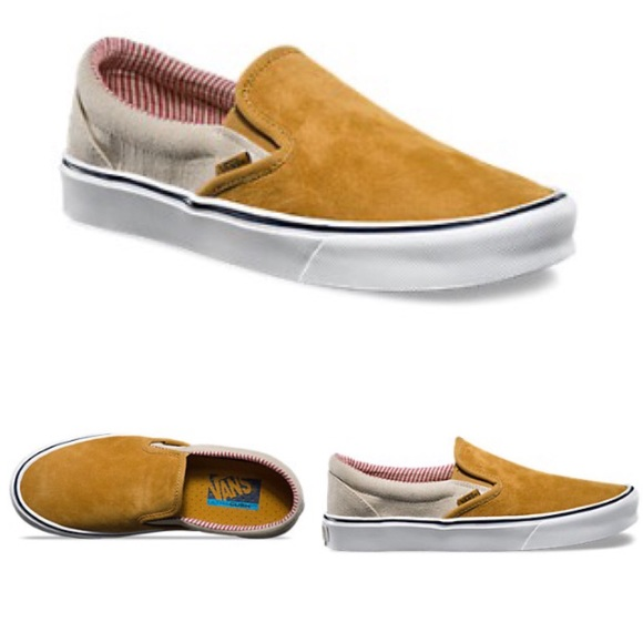 ef3b2582c26 Vans Slip-On Lite (hemp) wood thrush