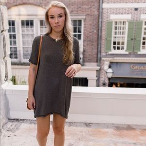 BRANDY MELVILLE SHIRT DRESS