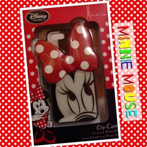 Disney Accessories - 🆕Disney's Minnie Mouse iPhone 5/5s Case