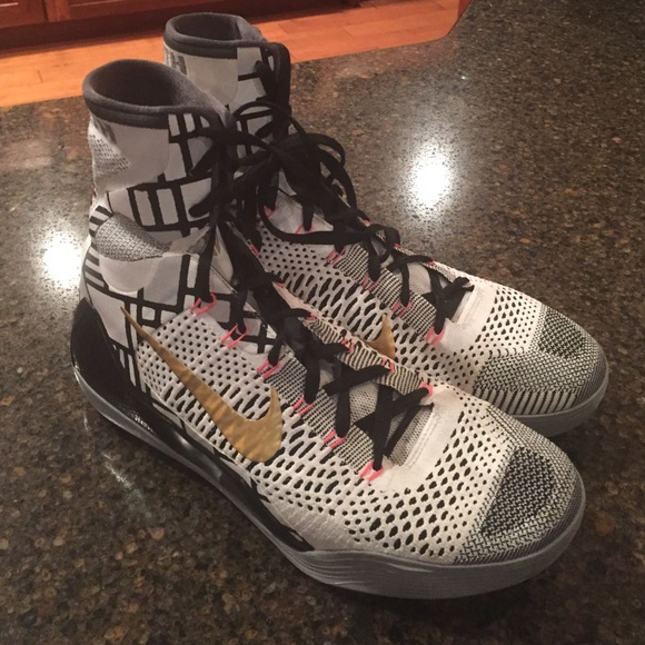 23% off Nike Other - Nike Kobe 9 Highs Limited Edition: Size MENS ...