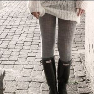 Pants - Sweater knit Textured leggings RESTOCKED