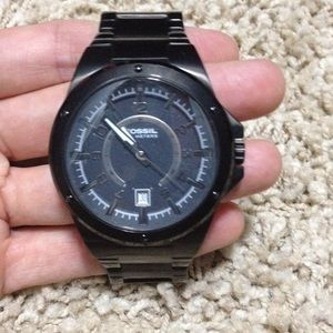 Fossil watch-men's
