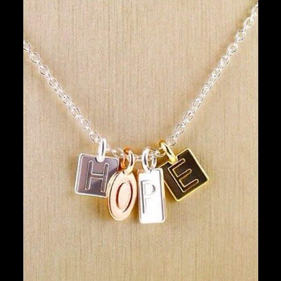 necklaces awareness cancer gold identity beat necklace hope large views more rose breast