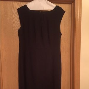 The Limited Dresses & Skirts - The Limited Black Sheath Dress, Size 14