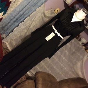 Other - Blouse/polazzo and belt bundle