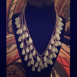 Jewelry - Tear Drop Seahawks Green Layered Necklace