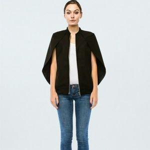 Jackets & Blazers - cape jacket
