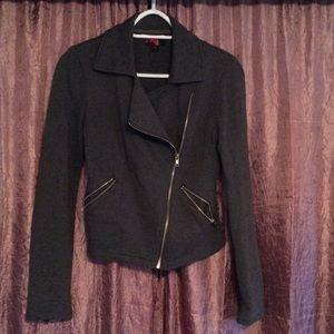 Forever 21 trendy zip jacket
