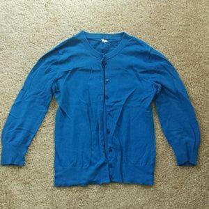 J. Crew Sweaters - Crewneck cardigan