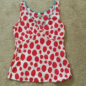 Boden Tops - Print sleeveless top