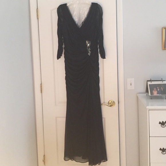 a3af8784b5275 Adrianna Papell Dresses & Skirts - Nordstrom Evening Gown/Mother of the bride  dress