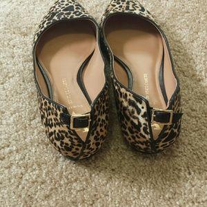 Vince Camuto Shoes - Leopard flat