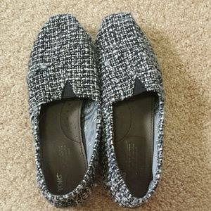 TOMS Shoes - Boucle toms flats
