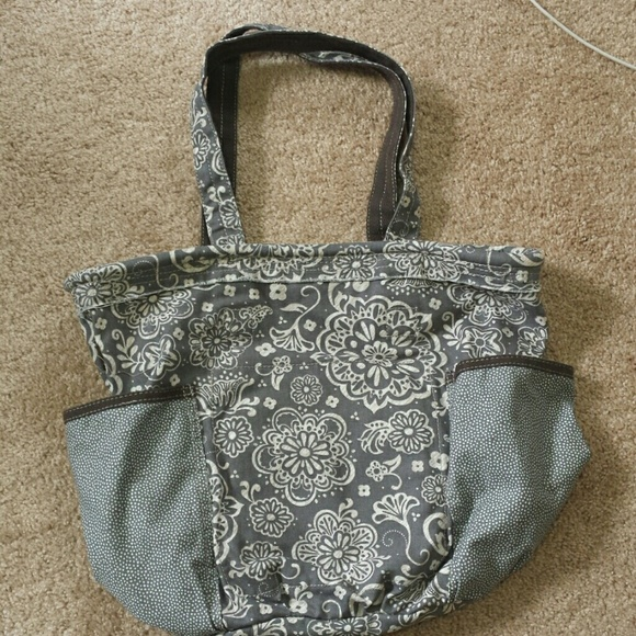 Thirty One Handbags - Print tote bag
