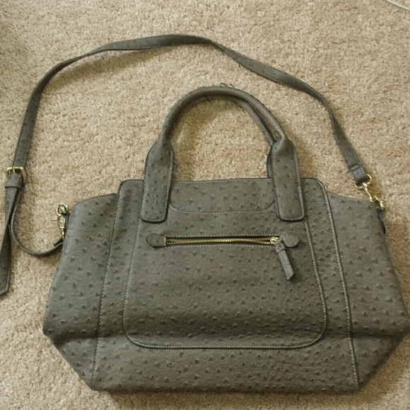 Merona Bags - Pebbled faux leather tote