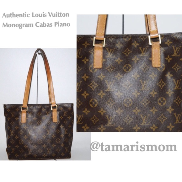 5d31868dd6ec Louis Vuitton Handbags - 🎉HP 1 27🎉 Louis Vuitton Monogram Cabas Piano