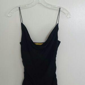 Catherine Malandrino Dresses - Slinky black Catherine Malandrino