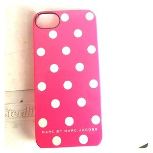 MARC JACOBS IPHONE CASE! 