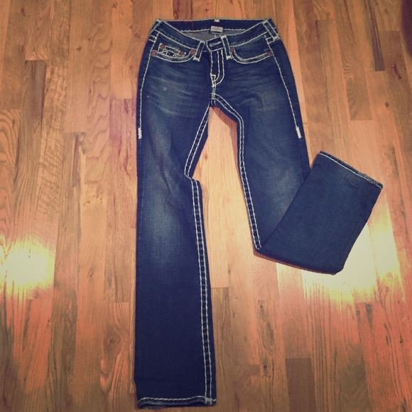 true religion jeans stitched poshmark