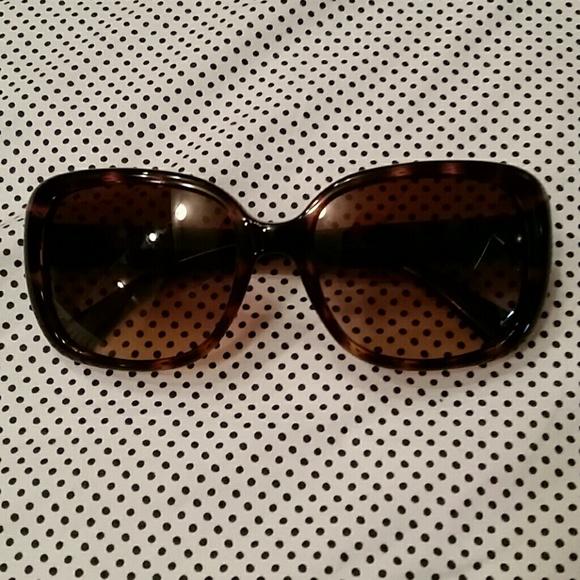 e2570c1237e3 Coach Accessories - Coach Sunglasses Dark Tortoise 500113 HC 8126 Lola