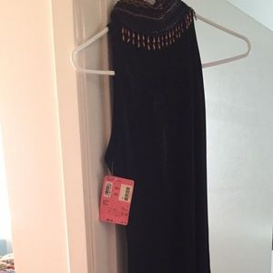 Ellen Tracy Dresses & Skirts - Ellen Tracy full length black dress NWT $495