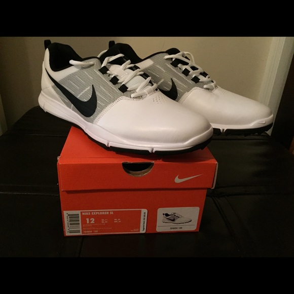 newest 06685 a169e Men s Nike Explorer Sl golf sneakers