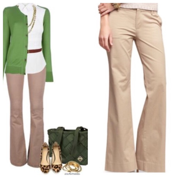 75% off GAP Pants - GAP Perfect Fit Khakis! from Cher's closet on ...