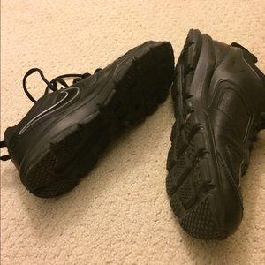 Nike Shoes - Nike all black non slip sneakers
