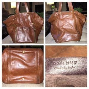 75% off Yves Saint Laurent Handbags - Yves Saint Laurent Olive ...